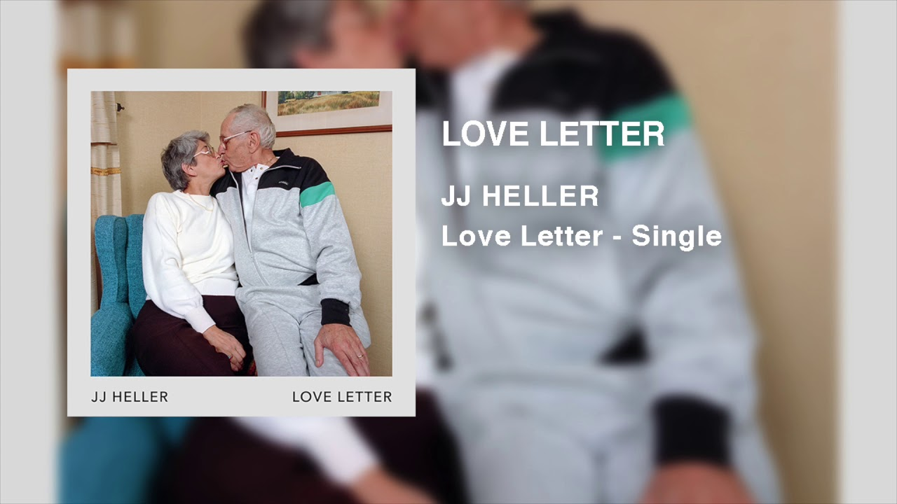 JJ Heller - Love Letter (Official Audio Video)