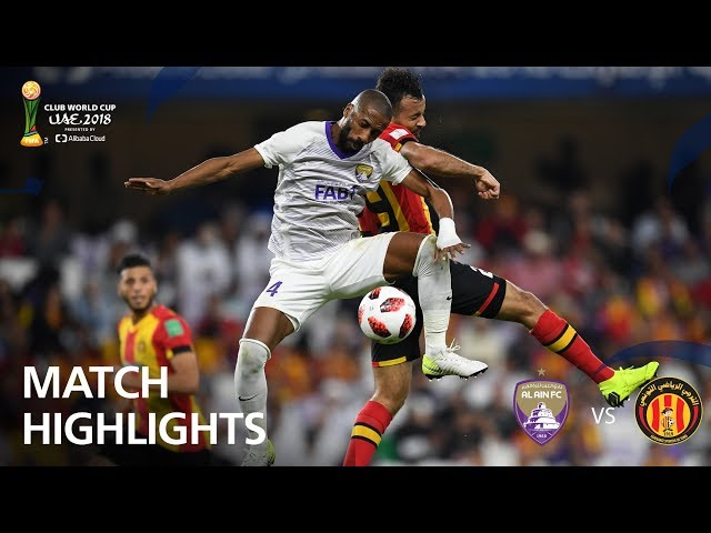 Espérance S. De Tunis v Al Ain FC - MATCH 2