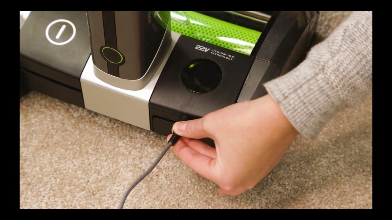 AirRam® - Charging
