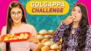 Golgappa Challenge Ft. @Samreen Ali  | Mahjabeen Ali