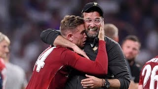 Download Video Players in tears! Incredible scenes at the final whistle as Liverpool win a SIXTH Champions League MP3 3GP MP4