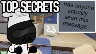 Arsenal Easter Eggs/Top Secrets | ROBLOX