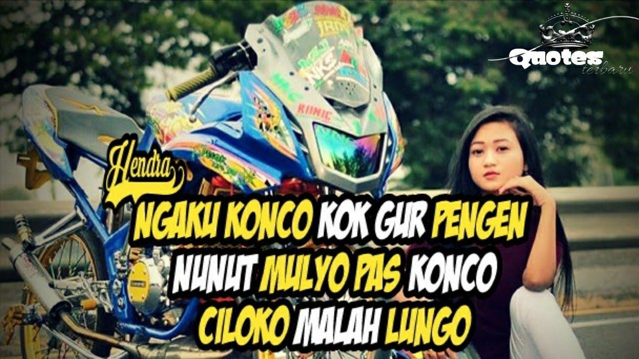 31+ Hits Kata Kata Lucu Anak Racing Bahasa Jawa Terkini ...