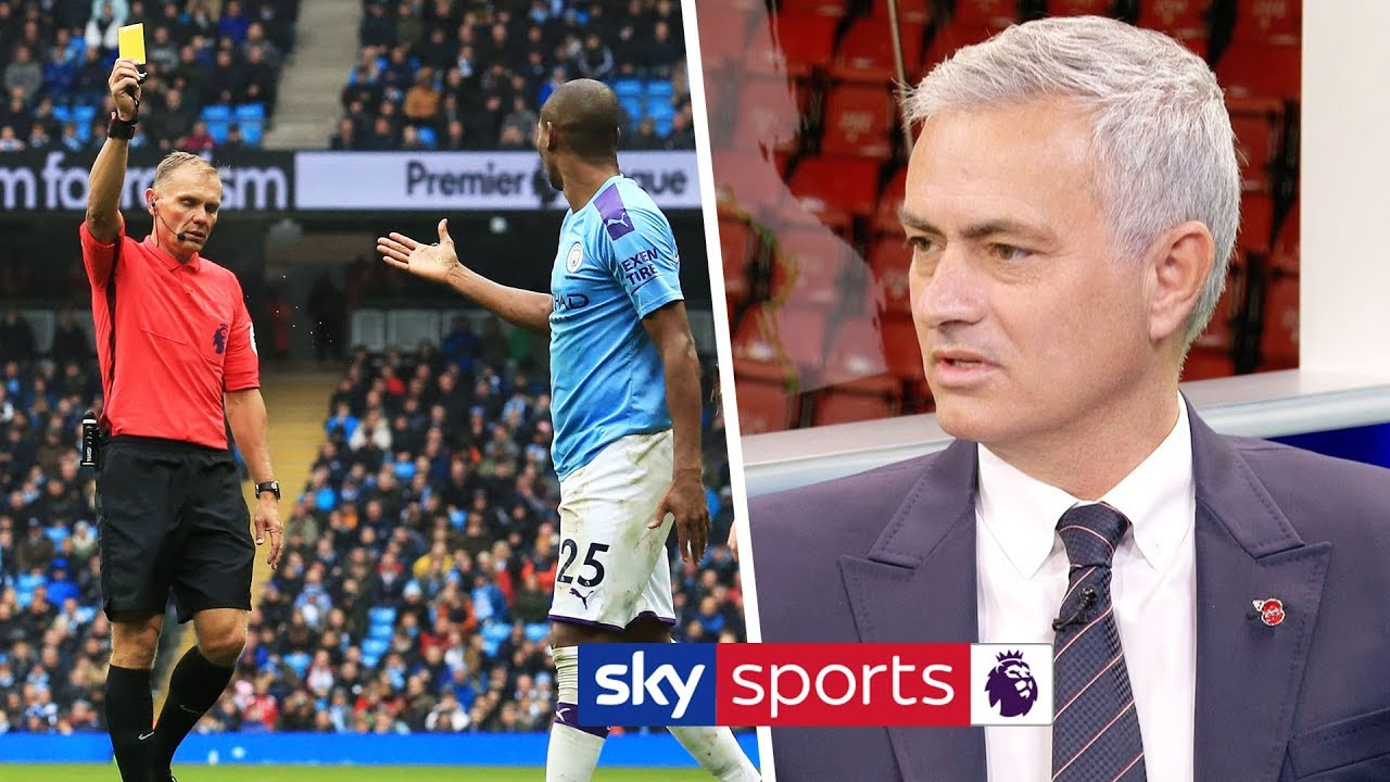 Jose Mourinho's honest opinion on whether Manchester City do 'tactical fouling'   Super Sunday