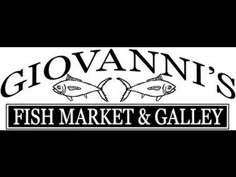 Dine out alongthe road s3e4 morro bay youtube for Giovanni s fish market