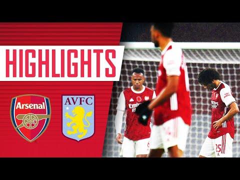 Arsenal Aston Villa Goals And Highlights