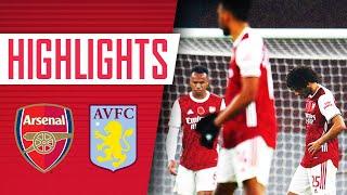 HIGHLIGHTS | Arsenal vs Aston Villa (0-3) | Premier League