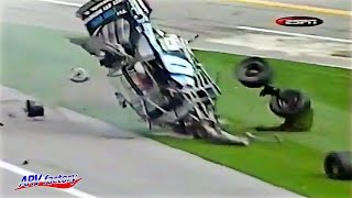 Big Crash of 1999 Discount Auto Parts 200