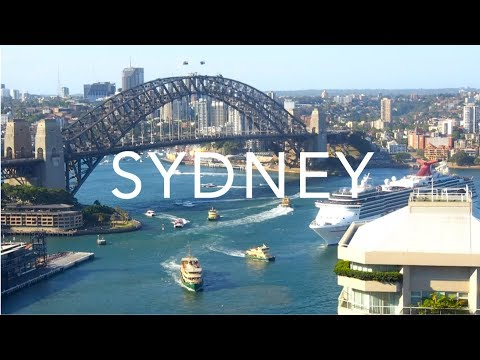 Sydney Harbour | Australia Travel Diary