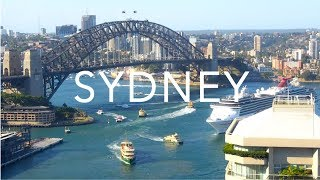 Sydney Harbour | Australia Travel Vlog 2018