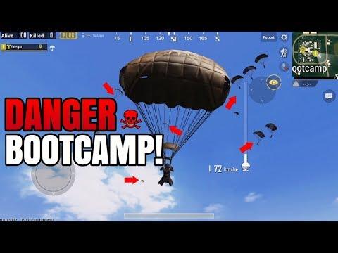 BOOTCAMP IS DANGEROUS! | FPP Solo VS Squad | PUBG Mobile