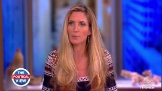 Ann Coulter Weighs In On Pres. Trump's Tax Plan, Relationship With Press | The View