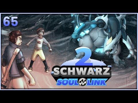 Let's Play Together Pokemon Schwarz 2 [Soullink/Hürdenmodus] - #65 - Schieben zum Siegen