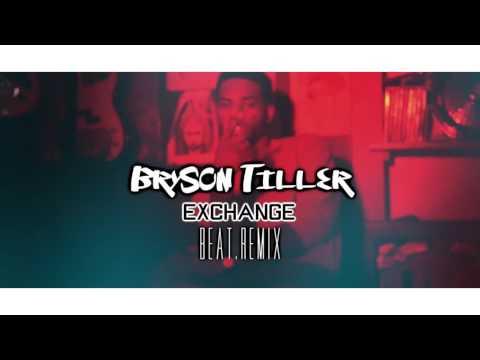 Bryson Tiller - Exchange | Beat Instrumental Remix HQ