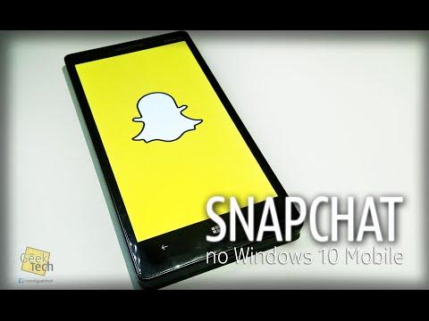 Snapchat nokia lumia 530