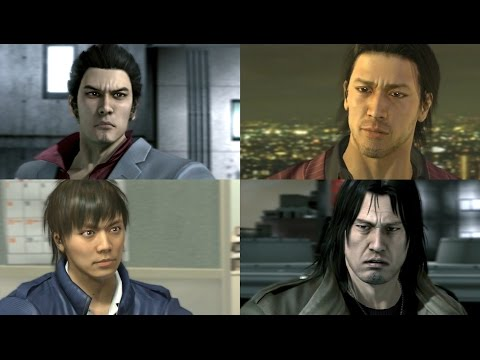 Two Best Friends Play Yakuza 4 Compilation