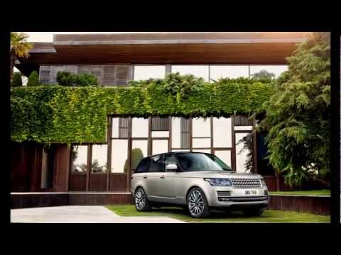 2013 Range Rover, post-London Reveal Slideshow, more than 50 Images in HD