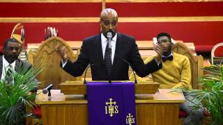 Calvary Church Holy Week Revival Service: Rev. Dr. Frederick D. Haynes, III March 24, 2016(Rev. Dr. Frederick D. Haynes III of Friendship-West Baptist Church Dallas, Tx preached
