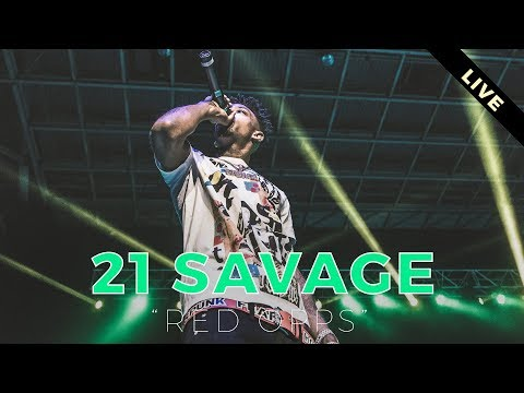 21 Savage brings out  Lil Uzi Vert for...
