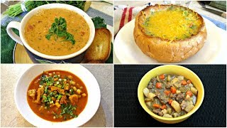PMGK's Top 5 Soup Recipes - PoorMansGourmet