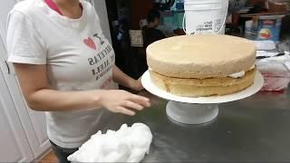 Decorando Pasteles Sencillos