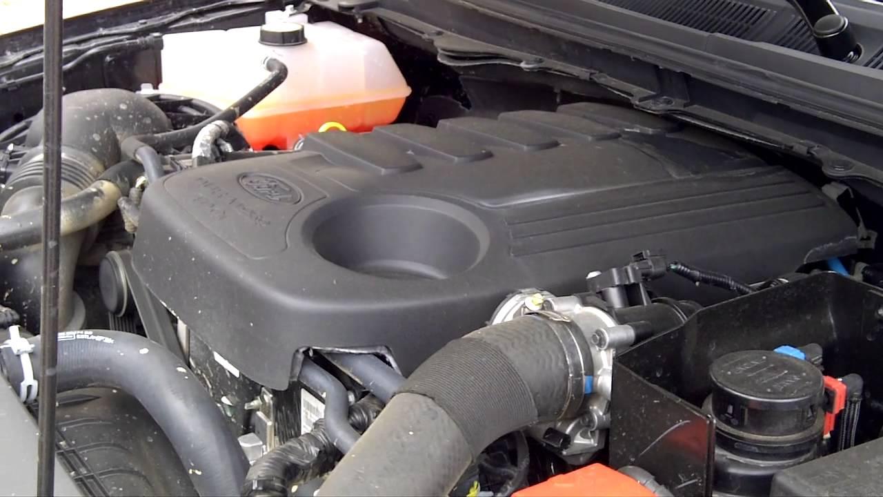 Ford Ranger 3,2 TDCi engine sound  YouTube