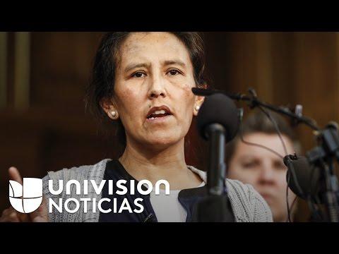 Emocionada, Jeanette Vizguerra dedicó el reconocimiento de TIME a todos los indocumentados de EEUU