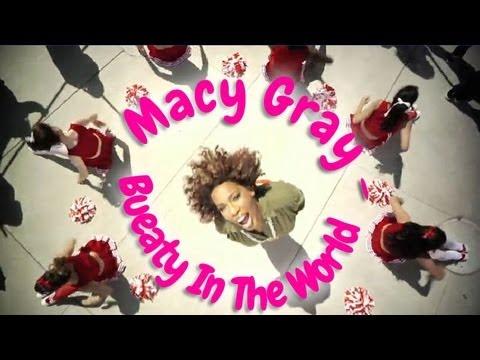 Macy Gray - Beauty In The World Lyrics