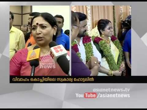 Download Kavya Madhavan's mother response to Media   Kavya Dileep Mariage