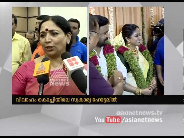 Kavya Madhavans mother response to Media | Kavya Dileep Mariage