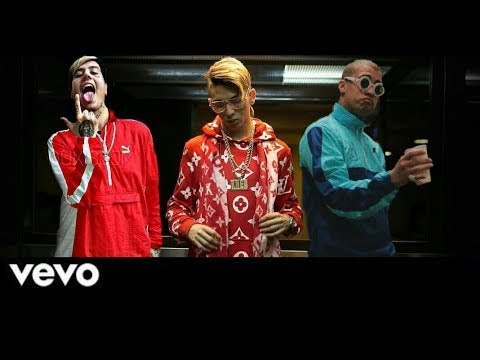 She Don't Give A Fo, Remix - Duki Ft. Khea ✘ Bad Bunny ✘ Anuel AA (Oficial Video)