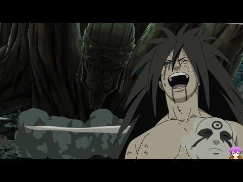 Naruto Shippuden Episode 392 ナルト 疾風伝 Anime Review - Juubi's Play Madara Pinball