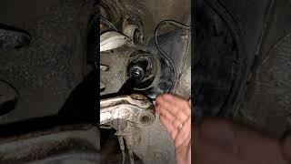Снятие и опрессовка рулевой тяги Passat B5 в гаражных условиях