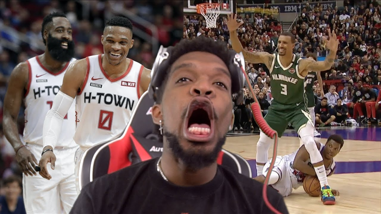 Funny NBA Moments Getting hit at the Face - YouTube