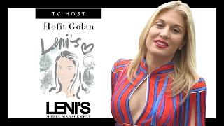 Hofit Golan : Leni's Casting Cab Interview