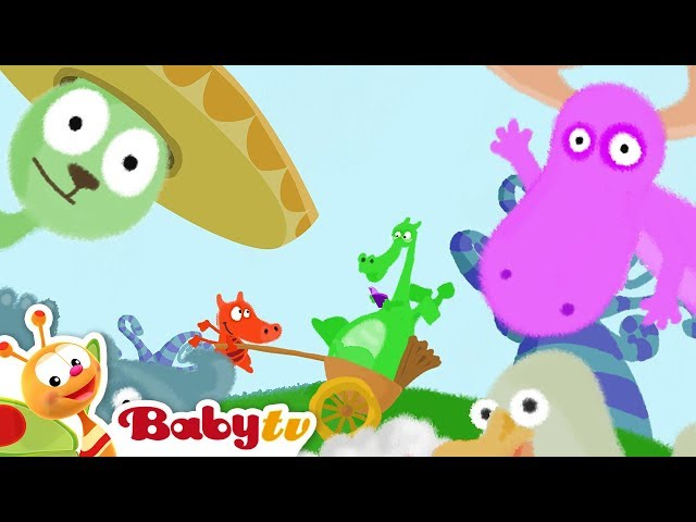 Down by the Bay | Nursery Rhymes and Songs for kids | BabyTV
