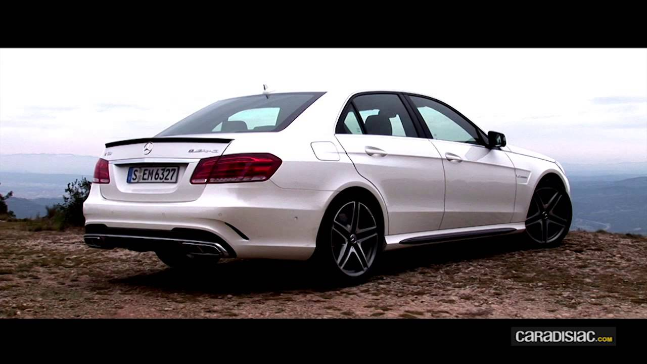 essai vid o mercedes classe e 63 amg s 4matic youtube
