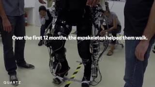 How VR Can Help Paraplegics Walk Again