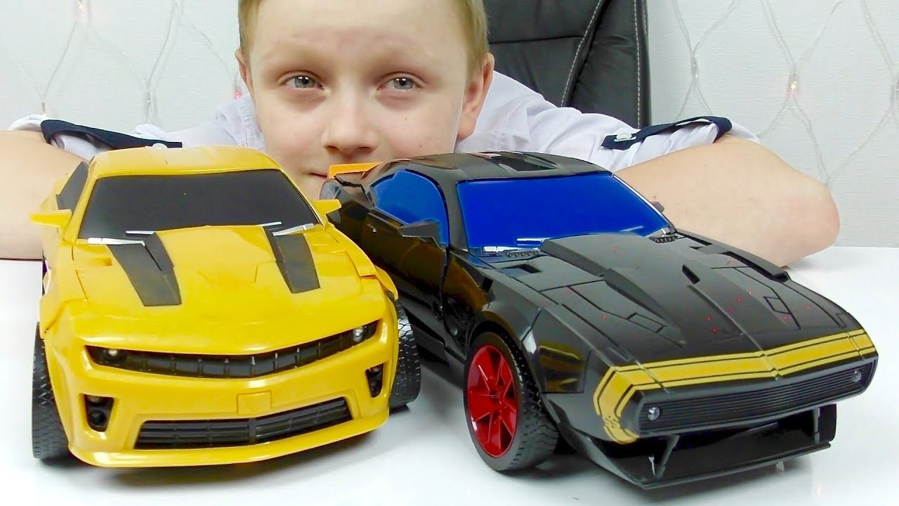 Трансформеры Автоботы Новый БАМБЛБИ Игрушки из Мультика Машинки для мальчиков Transformers