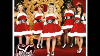 School Gyrls - Jingle Bells ft Aaron Fresh [FULL SONG!]