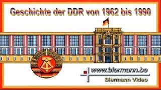 Die Geschichte Der Ddr Von 1962 Bis 1990