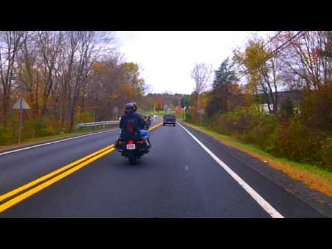 Ride to Quabbin Reservoir 2011