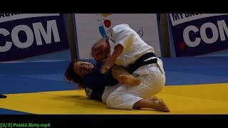female judo choke 71 ( interview + bonus! )