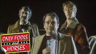 A Black Belt in Origami - Only Fools and Horses - BBC