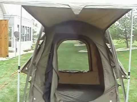 Jet Tent Features & New! Jet Tent Features - YouTube