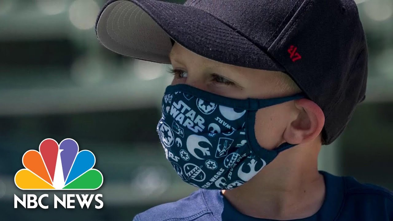 When Will Kids Be Eligible To Receive Covid Vaccine Shots?   NBC News NOW