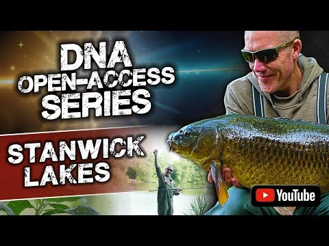 ***CARP FISHING*** DNA Open-Access Series: Stanwick Lakes – DNA Baits
