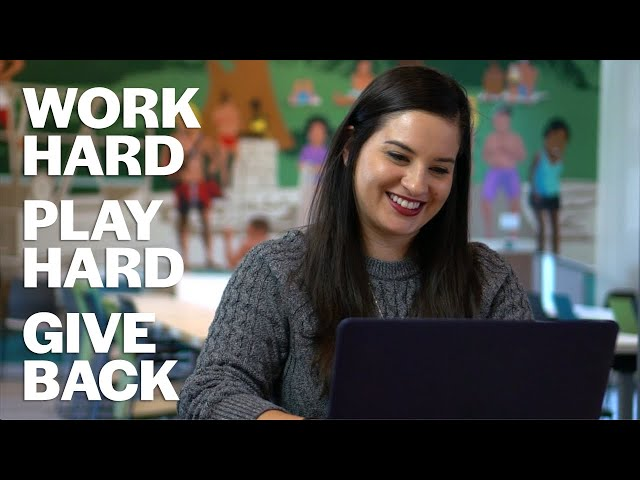 Work Hard. Play Hard. Give Back | Realty Austin