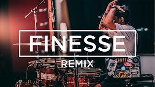 Johnathan Cristan - Bruno Mars - Finesse (Remix) [feat. Cardi B] Drum Cover