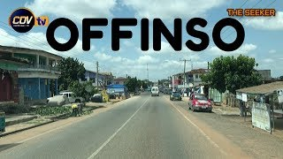 Offinso Township - Ghana Enjoy the ride with the Seeker Ghana